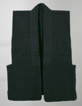 Sashiko Vintage Japanese Workwear www.waysideflower.co.uk