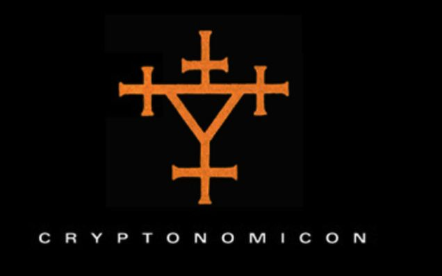Cryptonomicon by Neal Stephenson who has been on a mission lately to encourage more positive science fiction in which people solve problems using science. And his 1999 novel, which follows a fictionalized set of World War II cryptographers including Alan Turing, and a group of 1990s hackers trying create a secret data network for people who are vulnerable to genocide — it shows how progress is carried forward from one generation to the next.