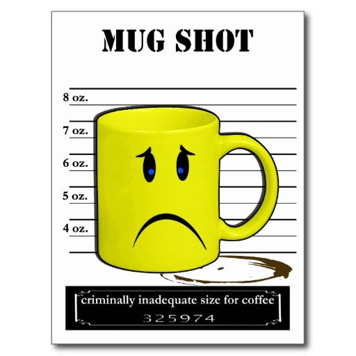 Funny Quotes About Size Matters: Not Enough Coffee! / Size Matters! Need A Bigger Cup