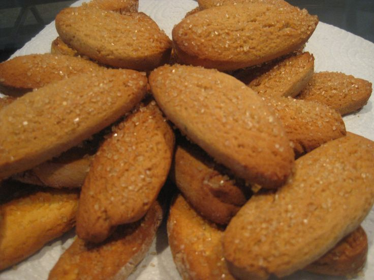 Petali di riso, biscotti senza burro e lievito