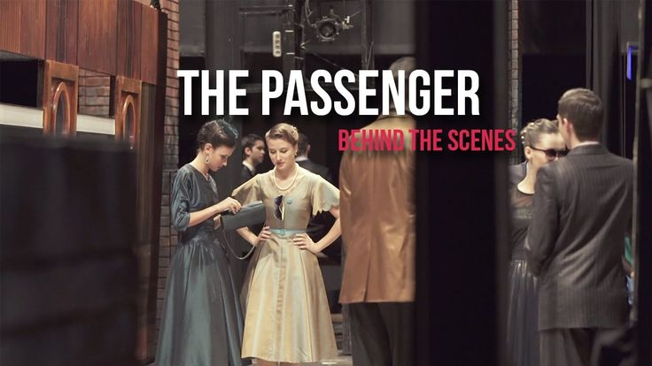 The Passenger by Zofia Posmysz in Yekaterinburg  | BEHIND THE SCENES