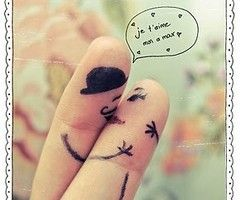 je t'aime mon amour / guerrilla nerd picture on VisualizeUs