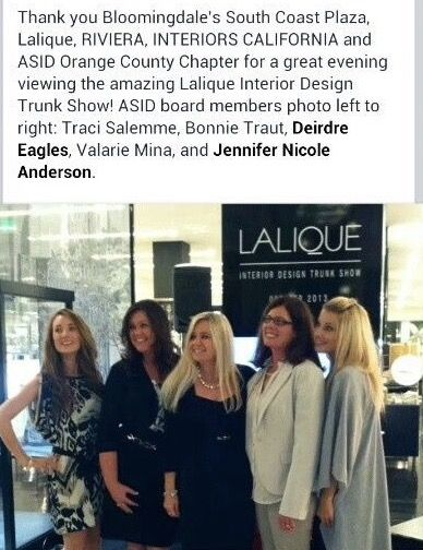 #fbf Thank you @rivieramagazine @modernluxuryoc @bloomingdales @jimmurphy524 @lalique for featuring me in this article. Forever grateful. View the article: https://modernluxury.com/interiors-california/scene/crystal-clear-luxury/img131986 #interiordesign #jennifernicoleanderson #interiordesigner #press #media #communications #director #asid