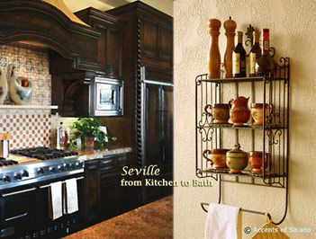 Tuscan Kitchen Colors | ... Tuscan kitchen, include Tuscan accessories in colors that are warm and