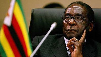Sick Mugabe jets off to Singapore for treatment