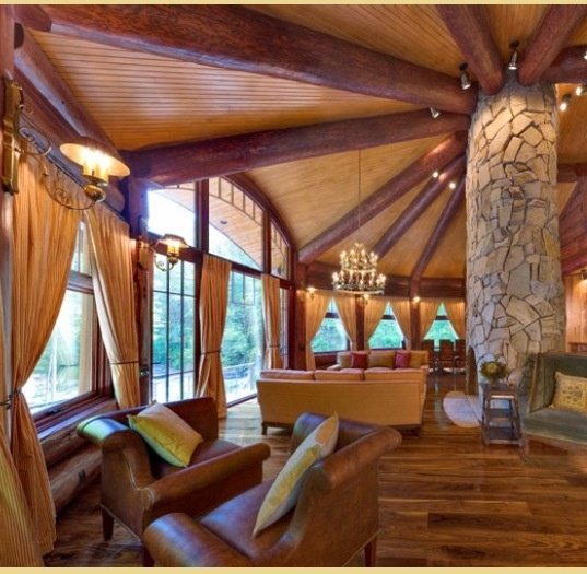 31 best images about log cabins on pinterest fireplaces for Log cabin gunsmithing