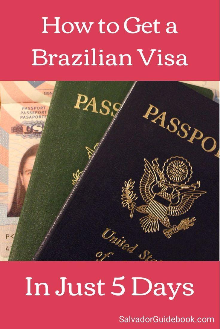 Do you need a visa to go to Brazil | Brazil Travel | Brazil