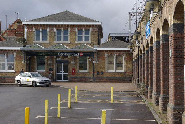 Berkhamsted Railway Station (BKM) in Berkhamstead, Hertfordshire
