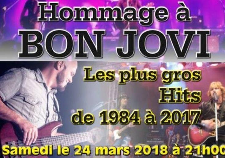 Hommage à Bon Jovi | Quoi faire à Rouyn-Noranda | CLD de Rouyn-Noranda Tourisme