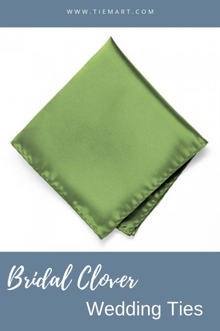 432058520d3d TieMart Light Silver Premium Pocket Square Accessories Men