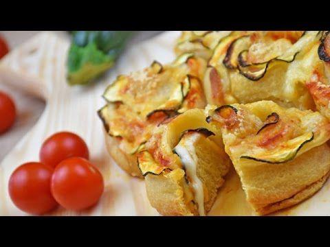 Torta di rose con zucchine - Ricetta di Fidelity Cucina