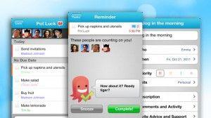 Astrid est un excellent gestionnaire de tâches collaboratif pour votre ordinateur ou votre mobile.