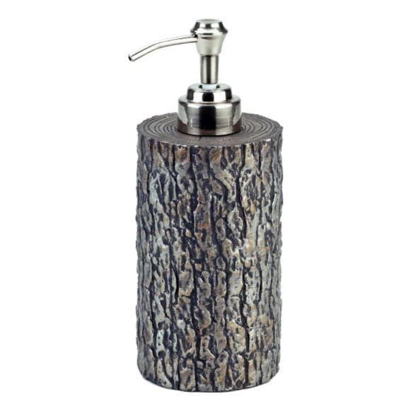 Avanti linens tree bark bathroom collection cabela 39 s for Cabela s tackle craft catalog