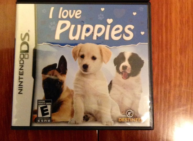 how to get puppies on nintendogs