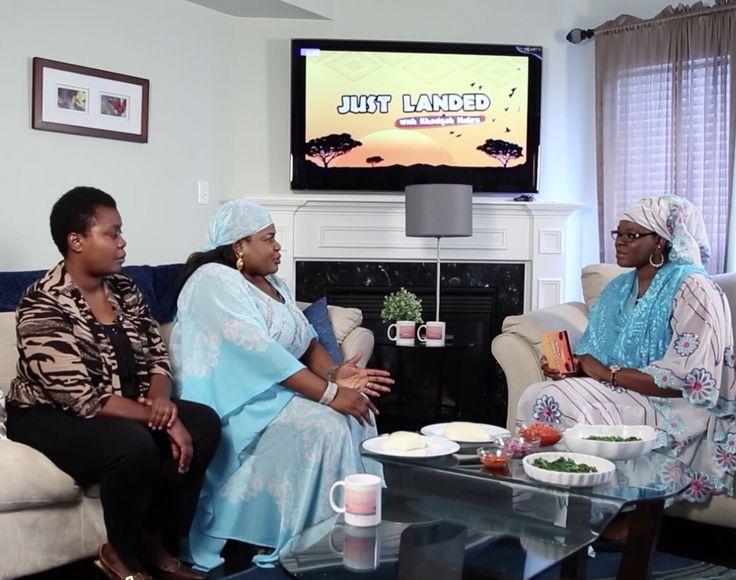 Guest discussion on gestational diabetes! www.Youtube.com/justlandedtv
