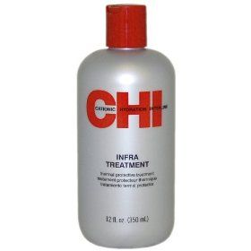INFRA TREATMENT 12.0 oz By CHI HAIR PRODUCTS  hair straightener, chi flat iron) This smells sooo good!  Love it!