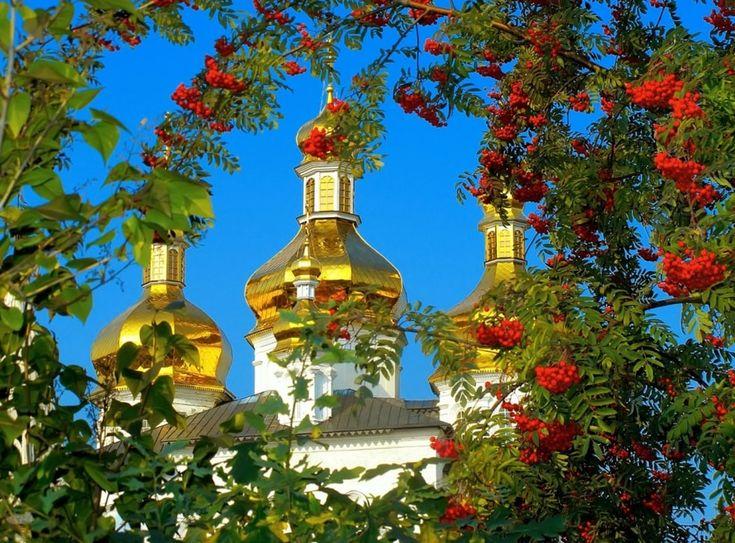 Православные храмы. Галерея фото