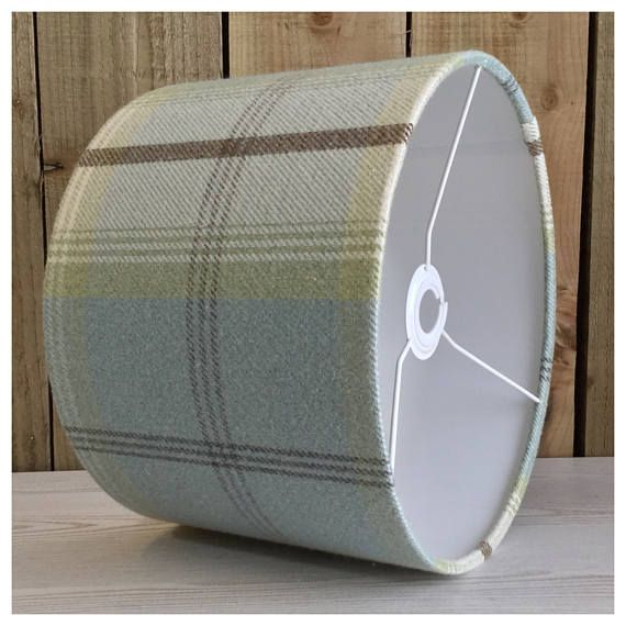 This stylish lightshade / lampshade is handmade in our Bristol workshop from a citrus & grey colour tartan fabric. The lightshade is also available with a diffuser, please follow the link below ▪️ Shade & diffuser - ▪️Matching cushion covers- ▪️Need a swatch of this fabric? Please order from this listing- https://www.etsy.com/uk/listing/514198455/sample-of-fabric ▪️Fabric - Pistachio tartan fabric ▪️Made to order within 5 working days ▪️ Measures -...