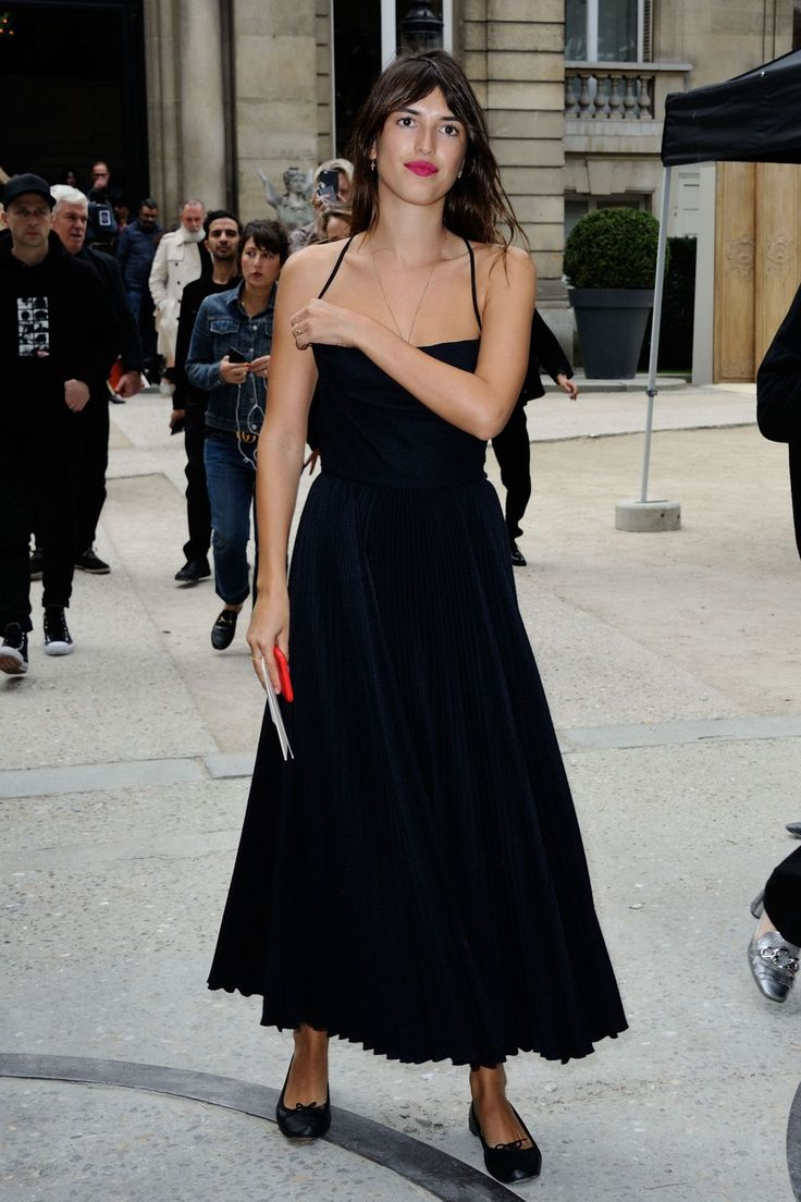 1 000 french canadian clothing french canadian apparel french - Jeanne Damas At Valentino Show Paris Fashion Week French