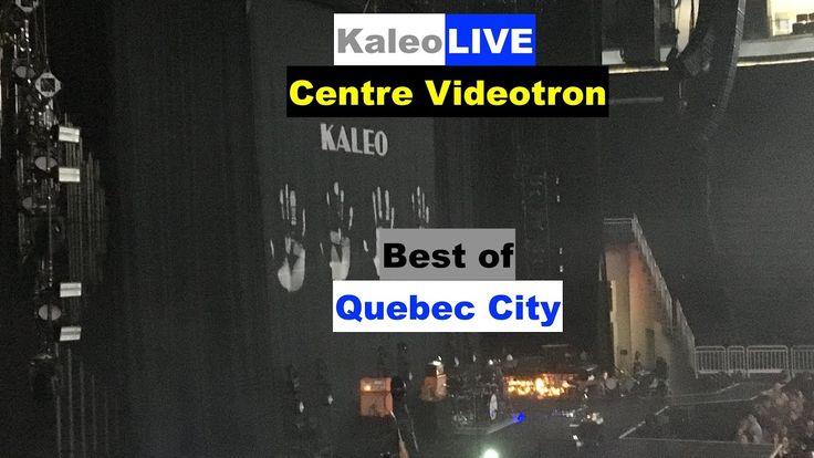 Best of Kaleo - Live Quebec City 19 mars 2017