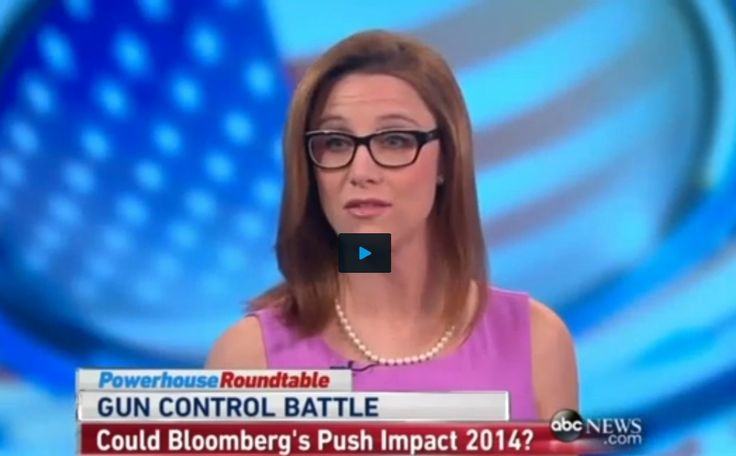 It Only Takes a Minute For S.E. Cupp to Completely Dismantle Bloomberg's Fight Against Guns