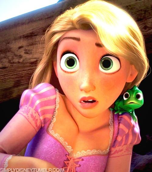 Rapunzel, Pascal