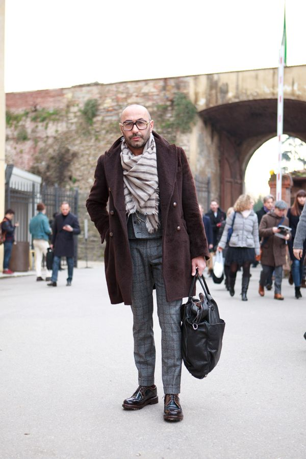 PITTI UOMO SNAP by BEAMS の画像 ELEMENTS OF STYLE