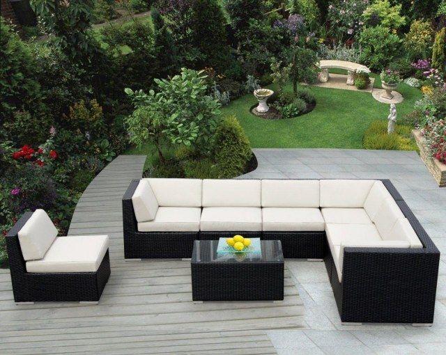 Les 25 meilleures idées de la catégorie Meubles de patio en résine ...