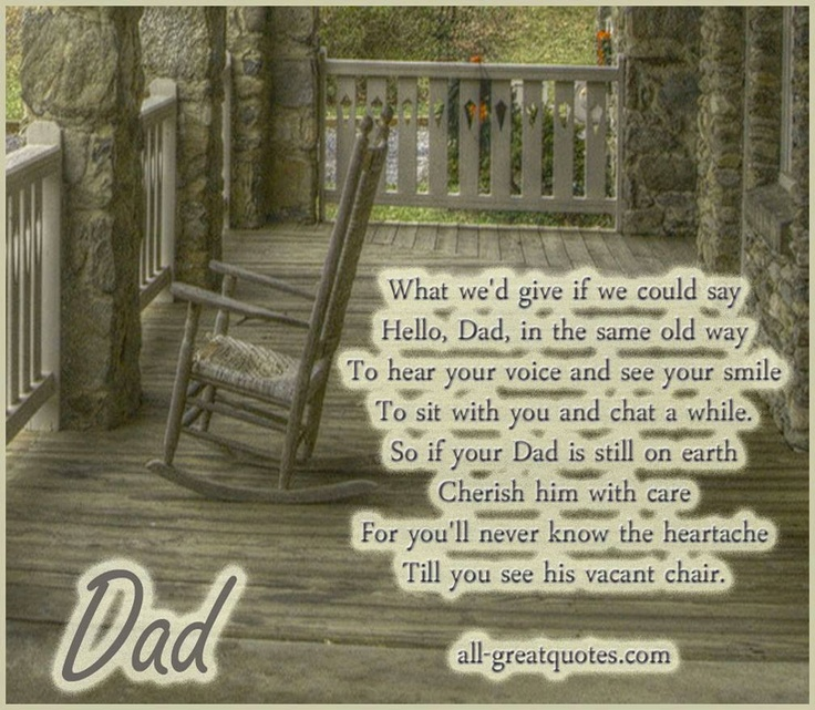 For Both Of My Dads..you Are Both In Heaven. I Thank God