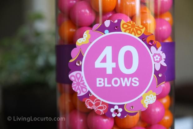 40th Birthday Party: 40Th Bday, Gift Ideas, Birthdays, Birthday Idea, 40Thbirthday, 40Th Birthday Parties, Party Ideas, Birthday Party