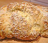 Rezept: Friedas genialer Hefezopf