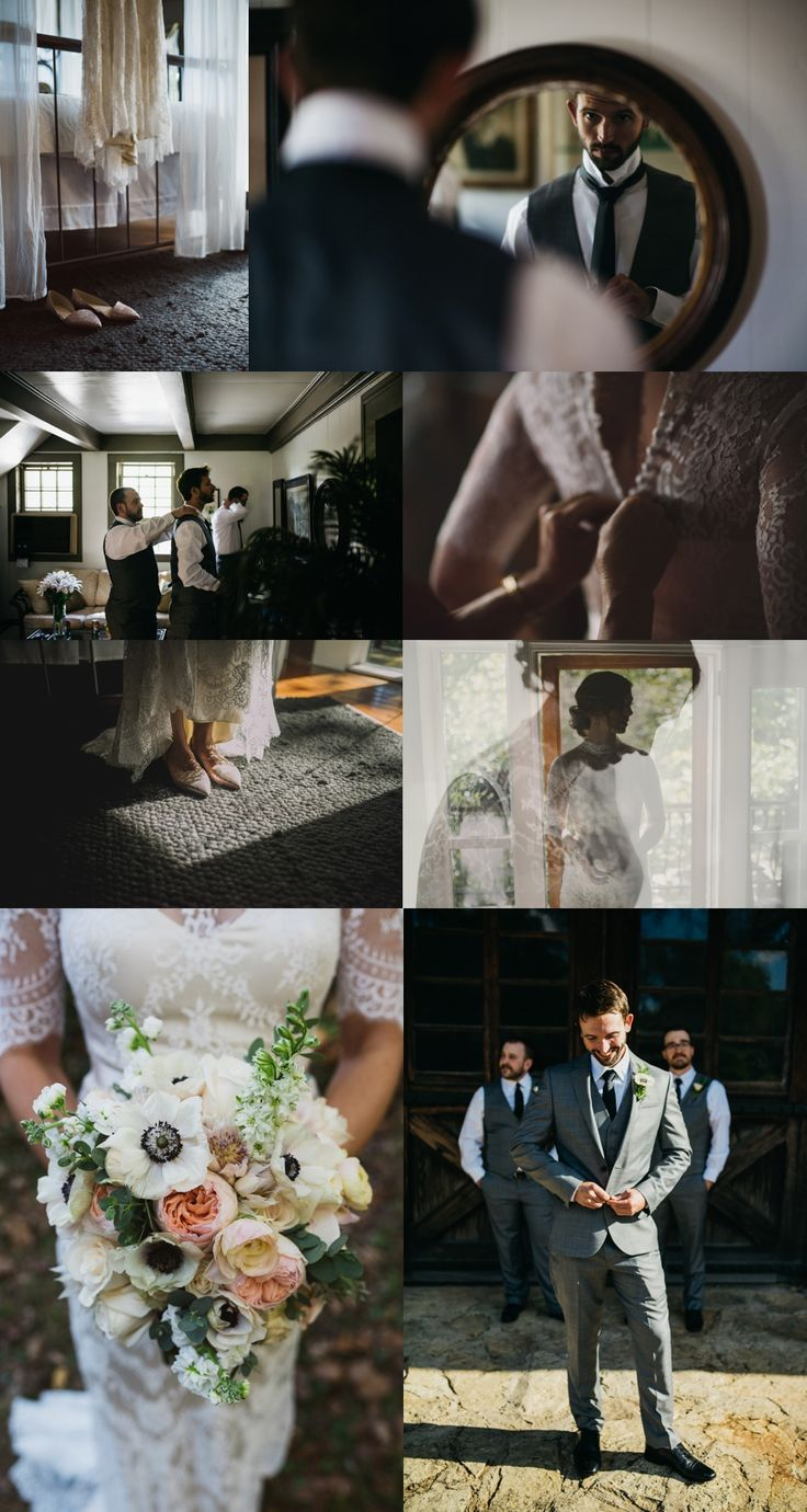 Lalumondiere River Mill and Gardens Wedding - St. Louis Wedding Venues - Unique Wedding Venue - outdoor wedding - Charis Rowland Photography - St. Louis and Destination Wedding Photographers - Elopement riverside wedding - BHLDN dress