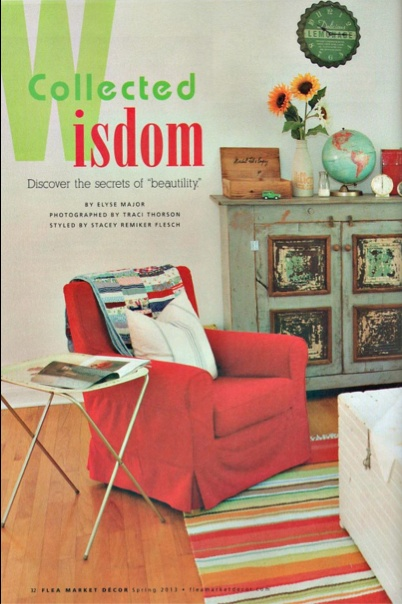 42 best Decorating Magazines images on Pinterest | Decks, Flea ...