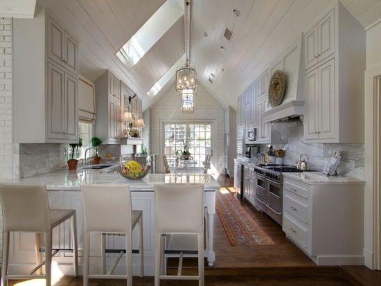 Die besten 25+ Kathedrale decken Ideen auf Pinterest Kathedrale - kuche mit wohnzimmer modern