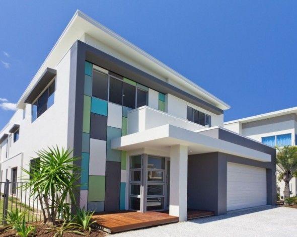 36 best Exterior Designs images on Pinterest | House design ...