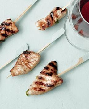 Korealaiset grillitikut