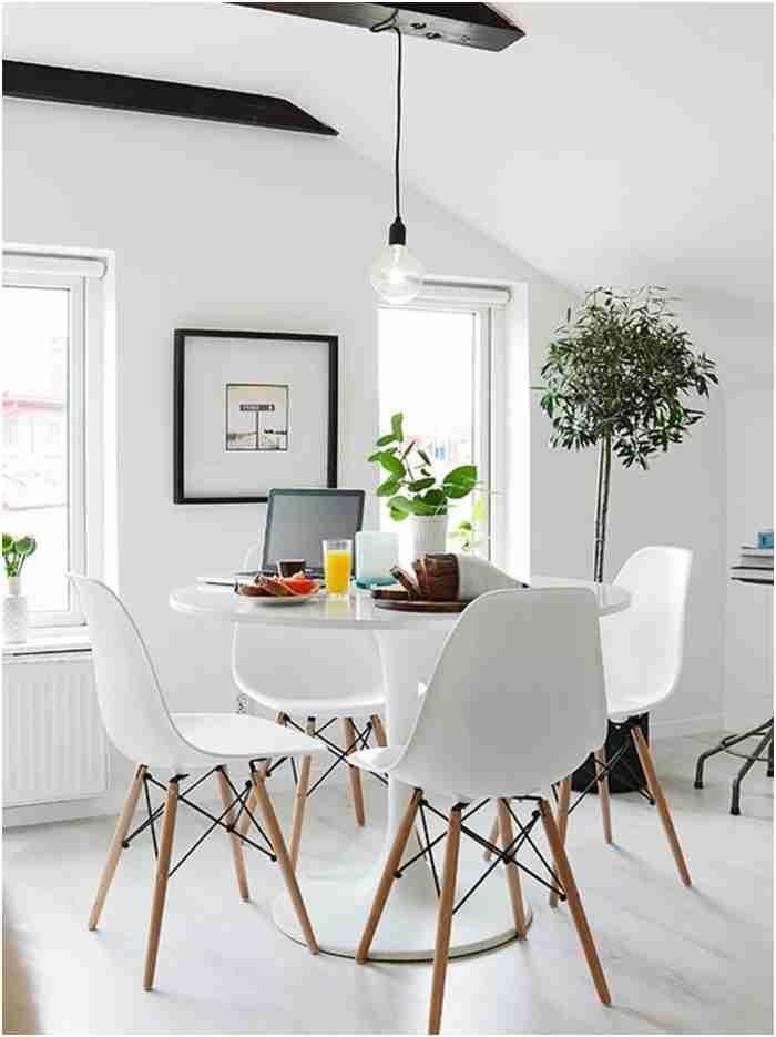 27 incroyable table ikea blanche
