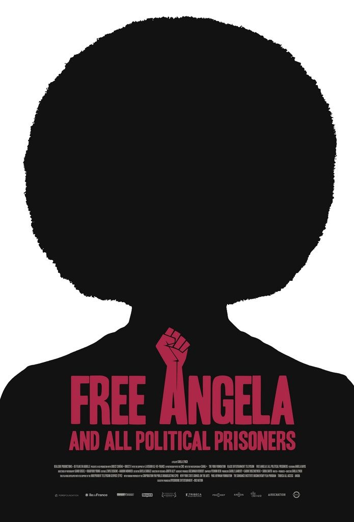 Image result for BLOCK PARTY CINEMA PRESENTS: THE FILM CLUB - FREE ANGELA AND ALL POLITICAL PRISONERS (2012)
