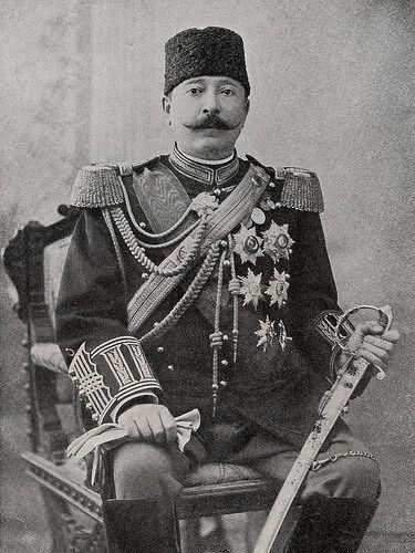 [Ottoman Empire] Ali Rıza Pasha (Mekatib-i Askeriye Nazırı Ali Rıza Paşa) (1854…