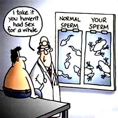 Infertility issues (from a lecture, unknown source)