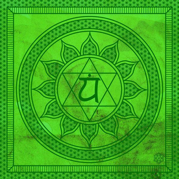 VIDA Foldaway Tote - Anahata Chakra by VIDA Q3xVox