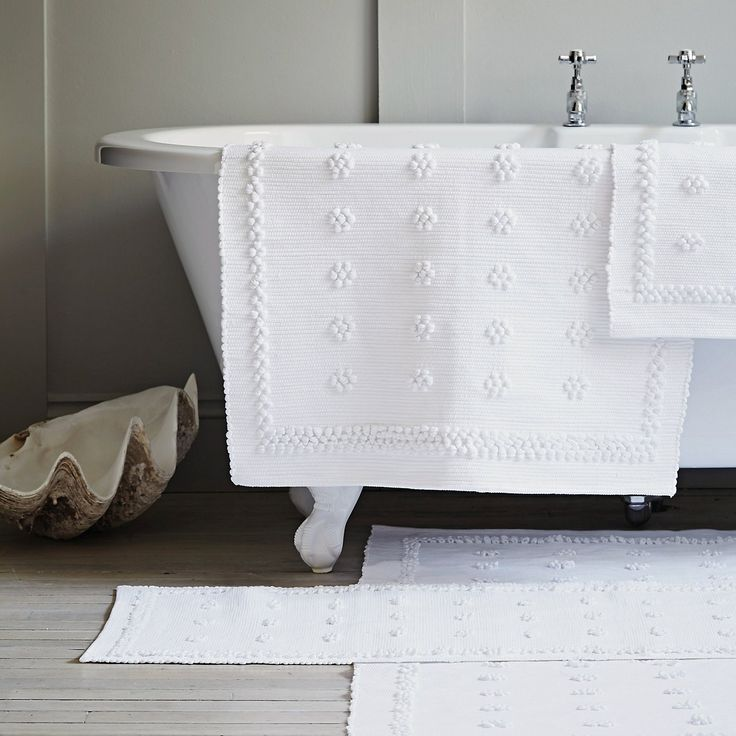 Best GUNTER CO TOWELS Images On Pinterest Towels - Black and white harlequin bath mat for bathroom decorating ideas