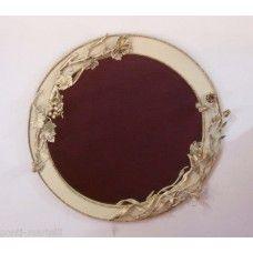 CORNICE design FERRO BATTUTO per Specchio . Realizzazioni Personalizzate . 824