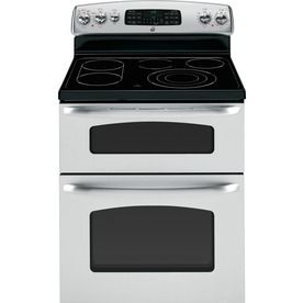 double oven electric range in stainless steel model internet store so sku depot my dream stove