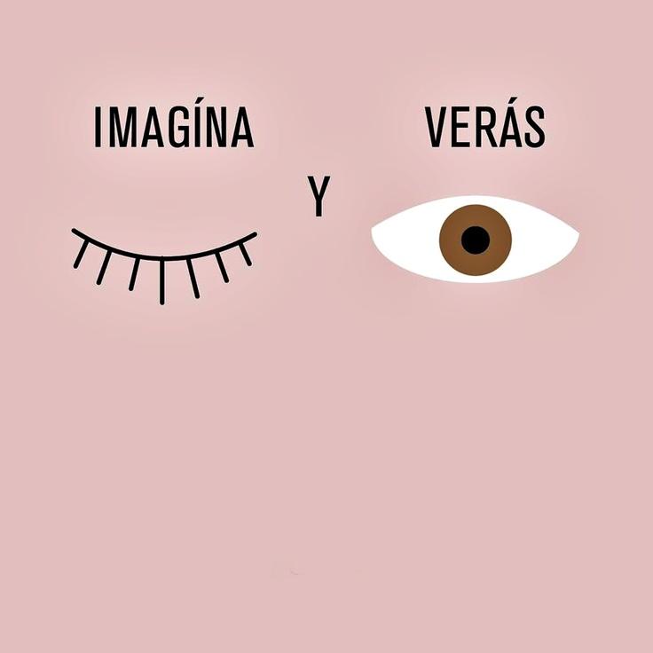 Imagina y verás