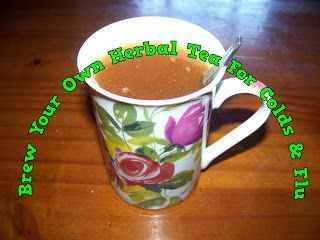 A Pretty Talent Blog: Brew Your Own Spiced Tea For Colds & Flu