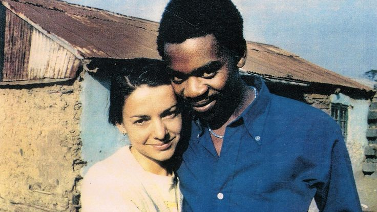 Inter-racial Marriage in South Africa - In June 1985 the ban on inter-racial marriage in South Africa was finally lifted.