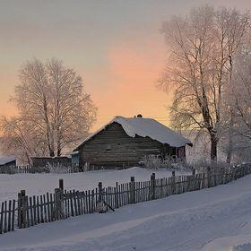Зимняя пастораль.