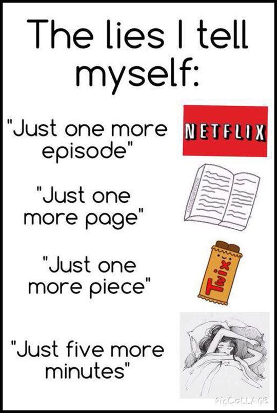 My Everyday Lies