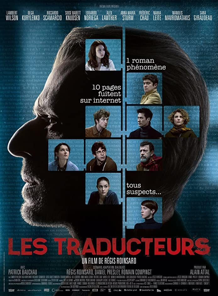 Les Traducteurs 9人の翻訳家 In 2020 Free Movies Movies To Watch Movies